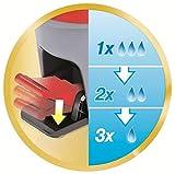 Vileda Premium 5 Komplett-Set, extra breiter Bodenwischer und Eimer mit Powerschleuder - 8