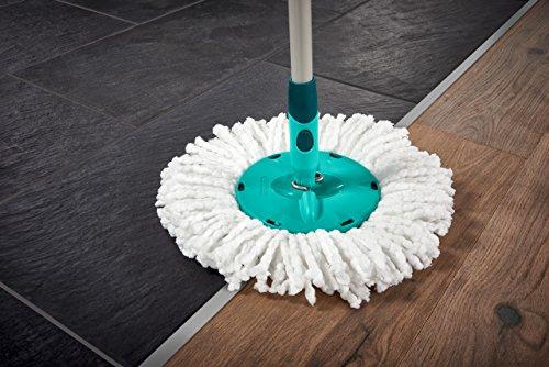 Leifheit 52052 Set Clean Twist Mop mit Rollwagen (ohne Spritschutz) - 7