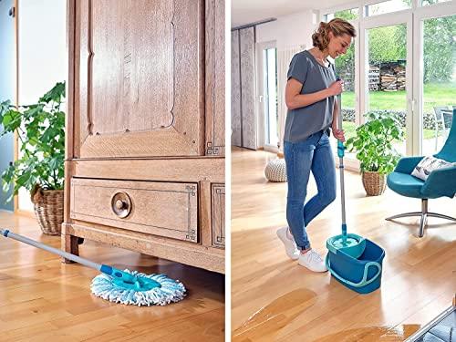 Leifheit 52019 Set Clean Twist System Mop - 4