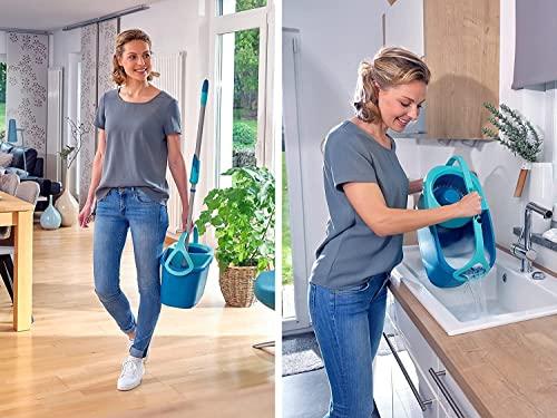Leifheit 52019 Set Clean Twist System Mop - 5