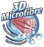 Vileda SuperMocio Microfibre Wischmop Komplett-Set – mit Mikrofaser Reinigungskraft - 2